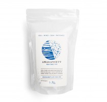 Pure Amagansett Sea Salt by the pound